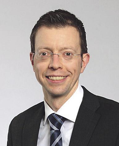 Matthias Moeller, Geschäftsführer arvato Systems perdata GmbH