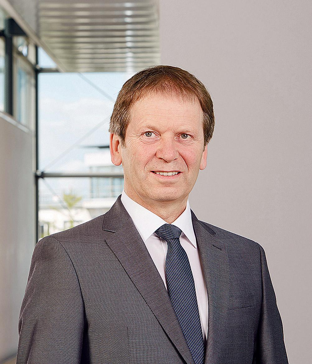 Prof. Dr. Hans-Martin Henning, Direktor des Fraunhofer-Instituts für Solare Energiesysteme ISE und Professor für Solare Energiesysteme an der Technischen Fakultät der Universität Freiburg