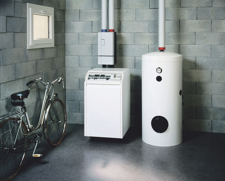 Moderne Wärmepumpen