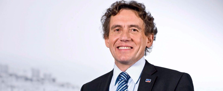 Roland Grebe, Technologievorstand der SMA Solar Technology AG