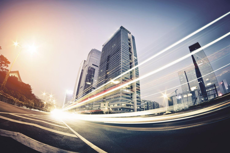 Großstadtverkehr. Die Energieversorgung ist besonders in Metropolen eine Herausforderung