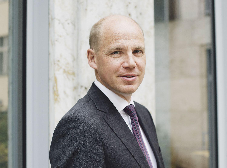 Dr. Timm Kehler, Vorstand von Zukunft ERDGAS